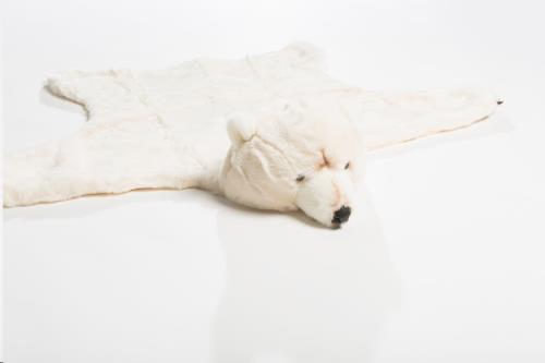 Vermomming ijsbeer