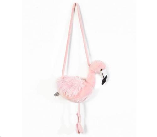Tasje flamingo