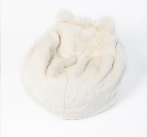 Zitzak witte beer