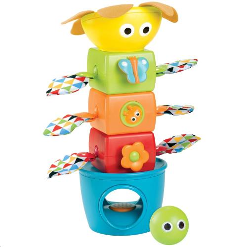 Yookidoo - Speelgoed - Stack Flap 'N' Tumble - One size