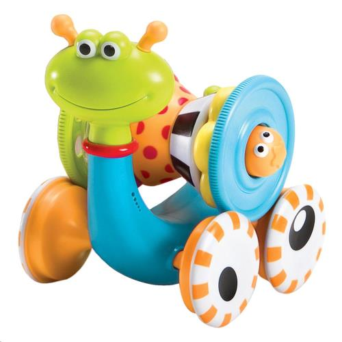 Yookidoo - Speelgoed - Crawl 'N' Go Snail - One size
