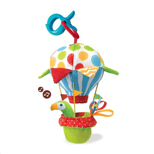 Yookidoo - Speelgoed - Tap 'N' Play Balloon - One size
