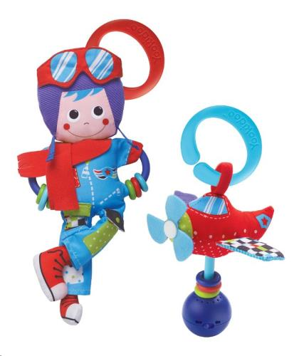 Yookidoo - Rammelaars - Rattle Play Set - Pilot - One size