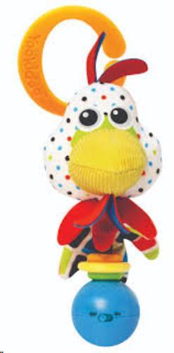 Yookidoo - Rammelaars - Shake Me Rattle - Chicken - One size