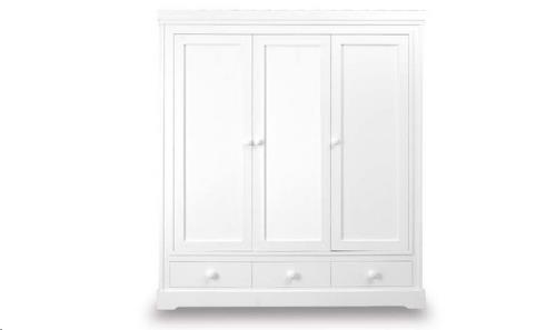 Will Wardrobe 3 doors, Armoire 3 portes, Kast 3 deuren