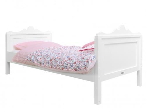 BASISBED BED 90x200 BELLE WIT