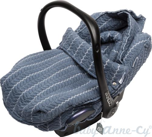 MAXI-COSI SET butterflycable jeans blue
