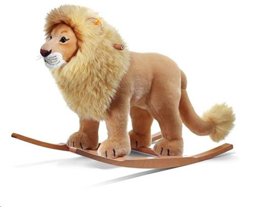 Schommelpaard leeuw Leo