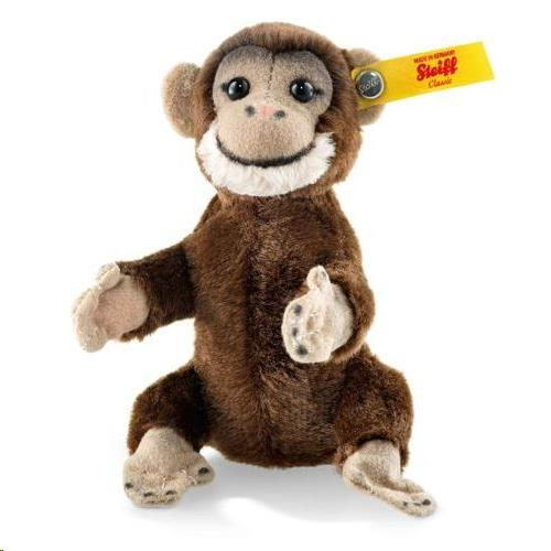 Jocko chimpanzee, brown