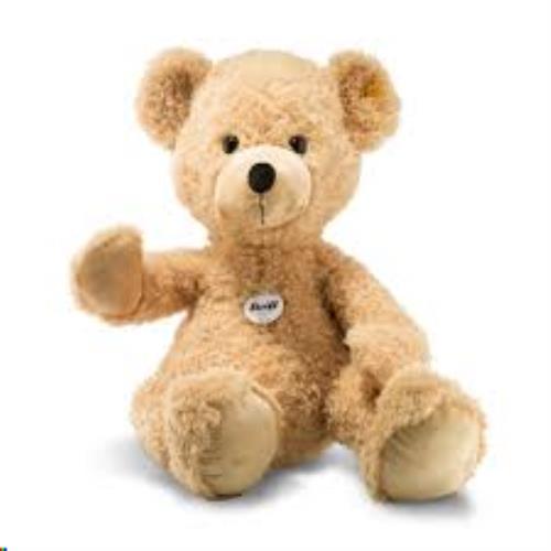 Fynn Teddy bear, beige
