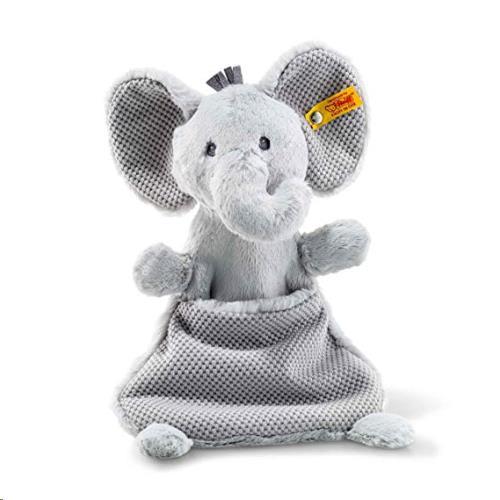 Soft Cuddly Friends doudou Ellie olifant