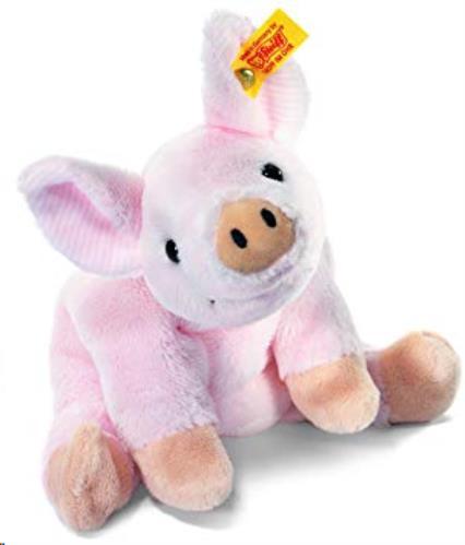 Floppy Sissi pig, pink