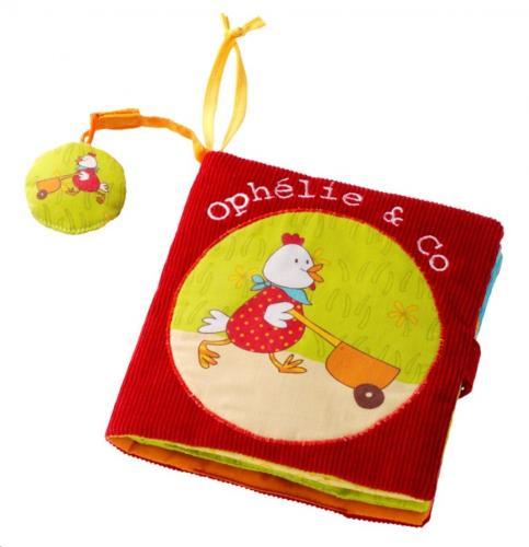 Ophélie & Co boek