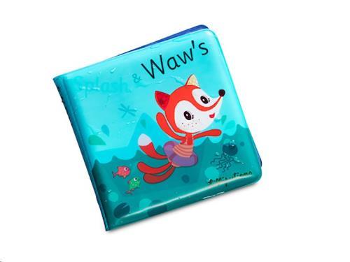 Alice Splash Het magische badboekje *