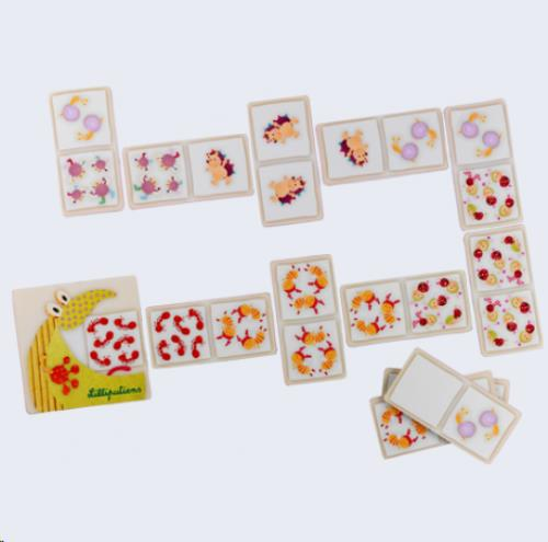 2 Domino Juliette NEW