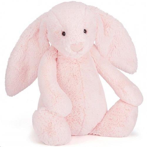 Bashful Pink Bunny Large