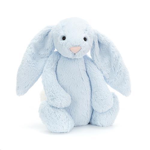 Bashful Blue Bunny Large
