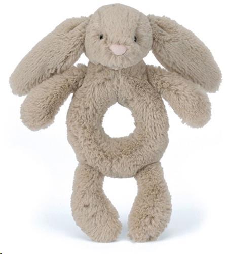 Bashful Beige Bunny Grabber 18 CM