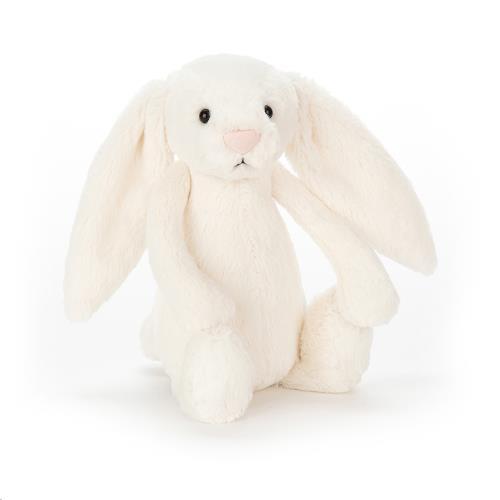 Bashful Cream Bunny Chime 25 CM