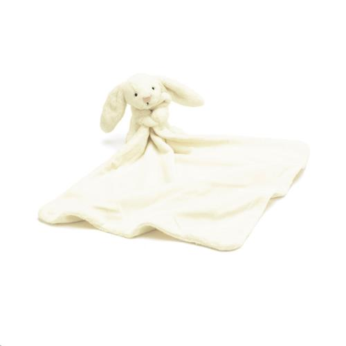 Bashful Cream Bunny Soother