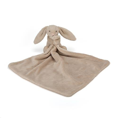 Bashful Beige Bunny Soother 34 CM