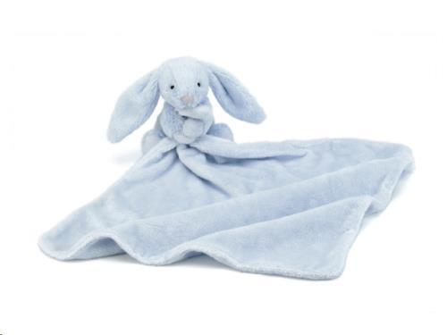 Bashful Blue Bunny Soother 34 CM