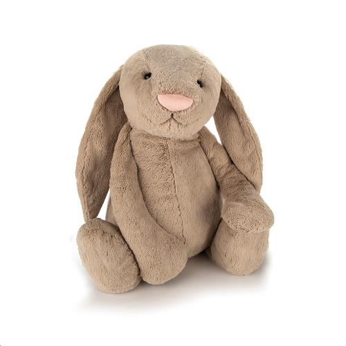 Bashful Beige Bunny Really Really Big 108 CM