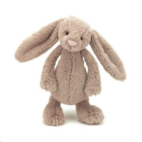 Bashful Beige Bunny Baby