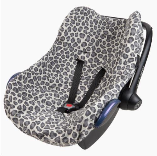 Autostoelhoes Rocky Leopard + Stone