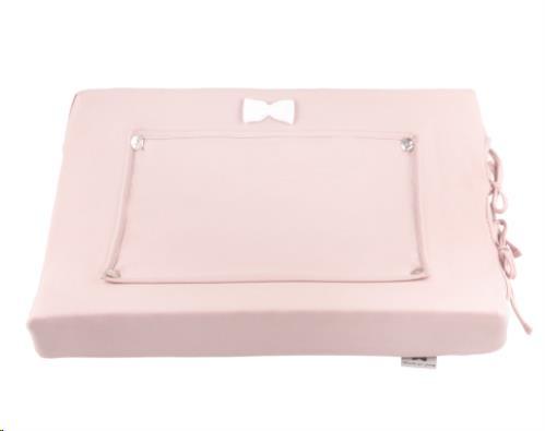 Aankleedkussenhoes Powder Pink