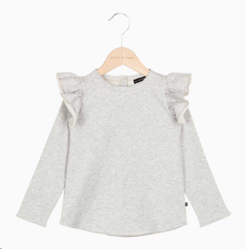 Meisjes Sweater Stone 74-80