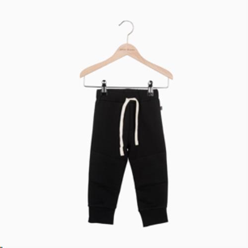 Knee Patch Jogger - Black HOJ-KPJ-243-BLK-62-68