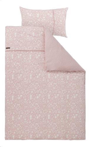 1 pers. dekbedovertrek - adventure pink