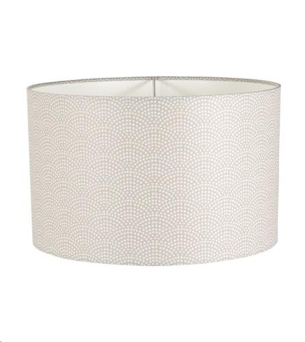 Hanglamp - beige waves 20x30