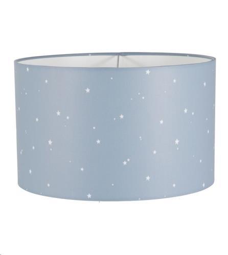 Hanglamp - little stars blue 20x30