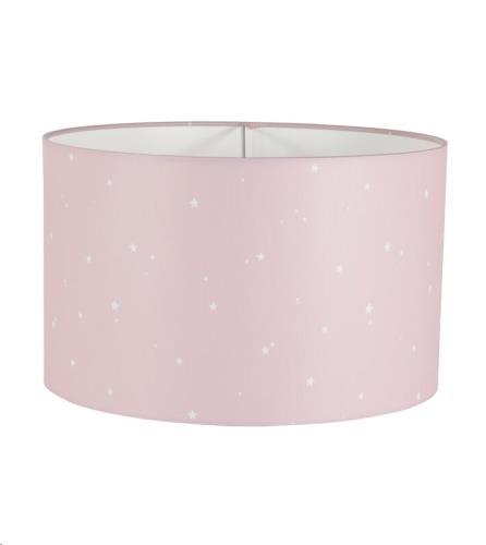 Hanglamp - little stars pink 20x30