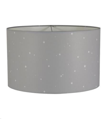 Hanglamp - little stars grey 20x30