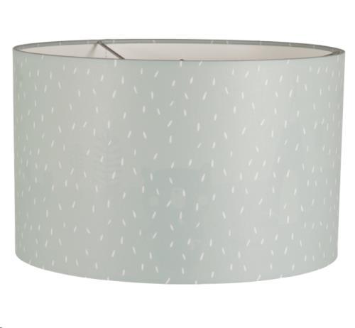 Hanglamp silhouette - mint sprinkles 20x30