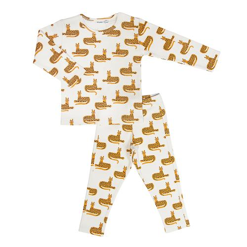 2-delige pyjama | maat 4 j Cheetah