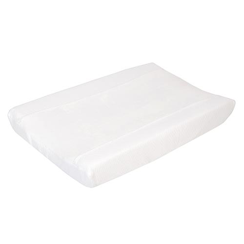 Aankleedkussenhoes | 45 x 68 cm Diamond White