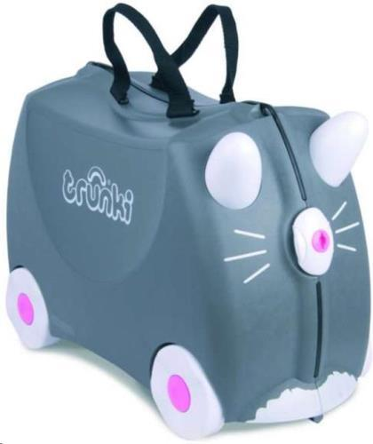 Trunki Ride-on koffer KAT Benny 45x30x22cm