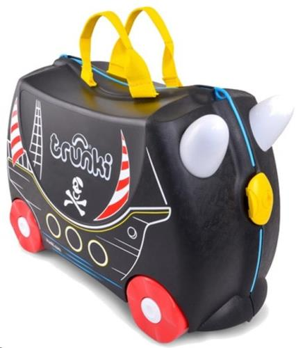 Trunki Ride-on koffer PIRAAT Pedro 46x30x21cm