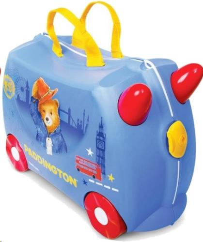 Trunki Ride-on koffer BEERTJE PADDINGTON 46x30x21cm