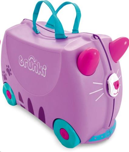 Trunki Ride-on koffer KAT Cassie 46x30x21cm