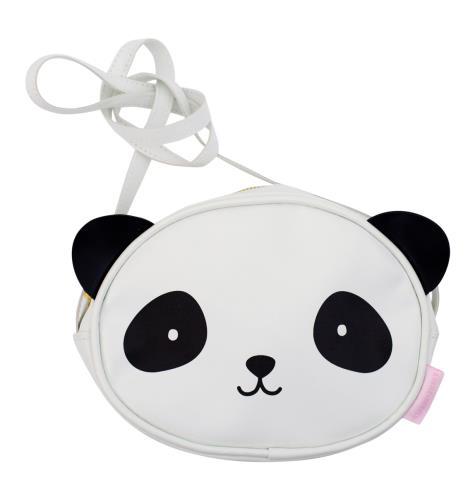 Schoudertasje: Panda