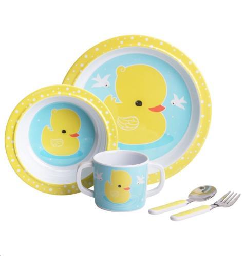 Dinner set: Duck