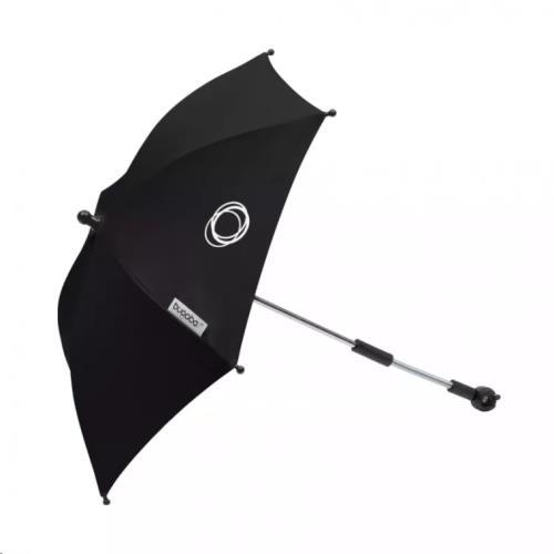 bugaboo parasol+ ZWART