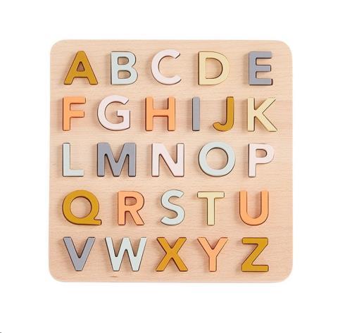 ABC Puzzel 26x26x3,2