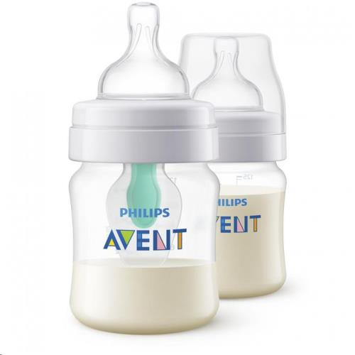 Anti-Colic zuigfles 125ml Duo
