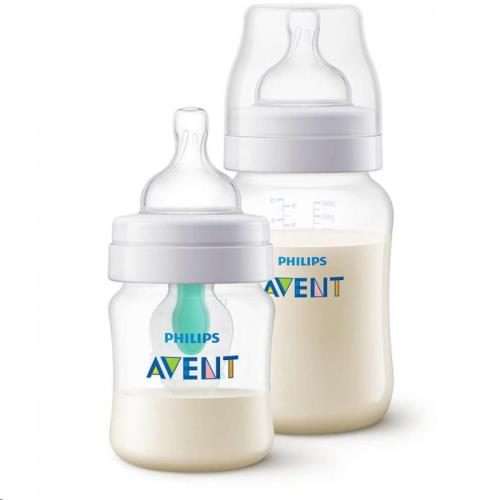 Anti-Colic zuigfles 125ml+260ml